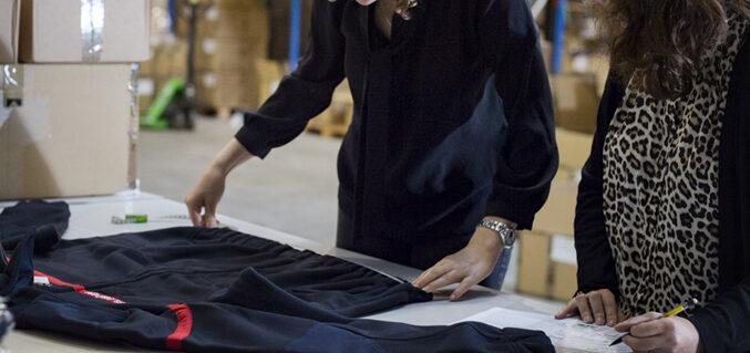 Vêtements professionnels, Certification