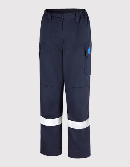Pantalon féminin AMBULANCIER