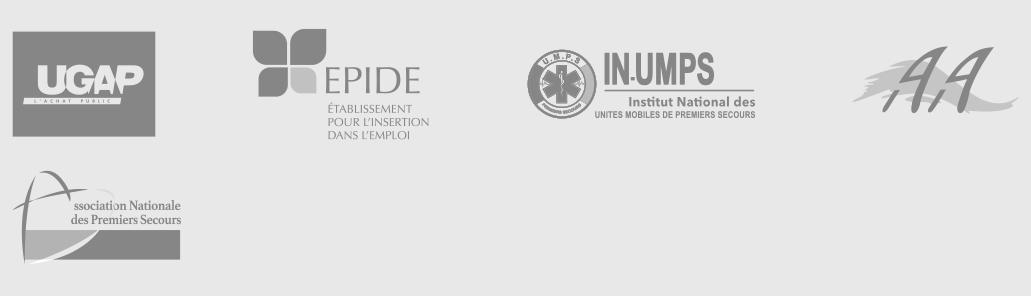 Logos UGAP, EPIDE, IN-UMPS, AA, ANPS