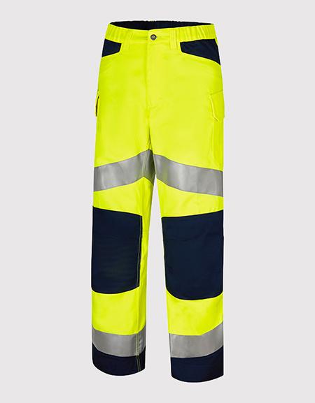 Pantalon JASON+ HV avec genouillères