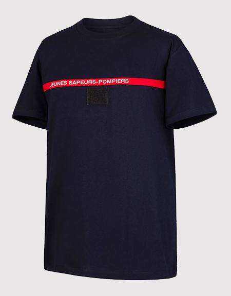 Tee-shirt JEUNES SAPEURS-POMPIERS