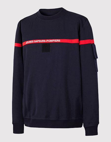 Sweat-shirt JEUNES SAPEURS-POMPIERS