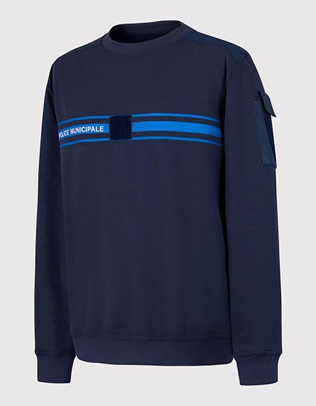 Sweat-shirt POLICE MUNICIPALE