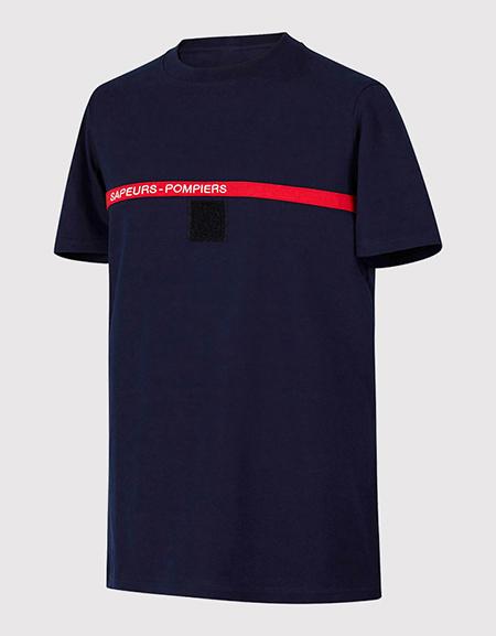 Tee-shirt manches courtes SAPEURS-POMPIERS