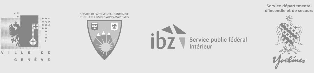 Logos sécurité civile, Europa Kimache